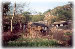 village in NE China