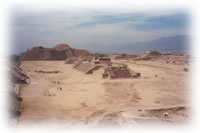 ancient site in Mexico