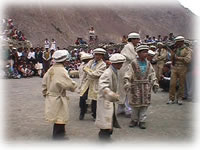 culture and customs in Shimshal, Pakistan