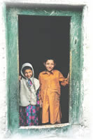 children in Shimshal, Pakistan